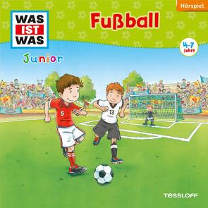 WAS IST WAS Junior Hörspiel. Fußball von Bühling,  Anja, Casaretto,  Frank, Hennig,  Dirk, Lehmann-Horn,  Markus