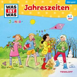 WAS IST WAS Junior Hörspiel. Jahreszeiten von Casaretto,  Frank, Ebner,  Caroline, Haßler,  Sebastian, Lehmann-Horn,  Markus, Vohwinkel,  Astrid
