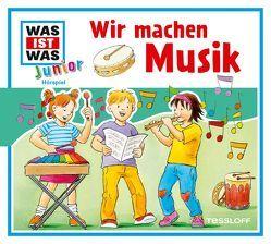 WAS IST WAS Junior Hörspiel-CD: Wir machen Musik von Anders,  Luis-Max, Heindl,  Conny, Semar,  Kristiane