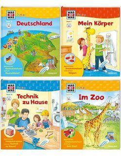 WAS IST WAS Junior Neu Paket 2 (9 Bände) – Serienpreis!