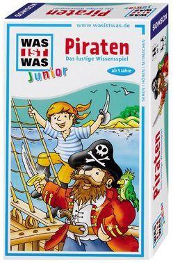 Was ist Was Junior Piraten von Haferkamp,  Kai