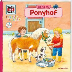 WAS IST WAS Kindergarten, Band 10. Ponyhof von Döring,  Hans Günther, Noa,  Sandra
