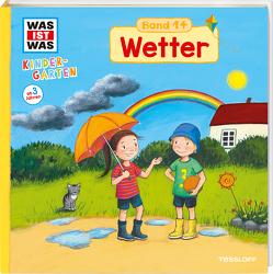 WAS IST WAS Kindergarten Band 14. Wetter von Bischoff,  Karin, Tessloff Verlag, Vogel,  Heike