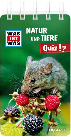 WAS IST WAS Natur und Tiere Quiz