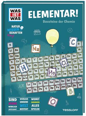 WAS IST WAS Naturwissenschaften easy! Chemie. Elementar! von Baur,  Dr. Manfred