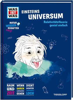 WAS IST WAS Naturwissenschaften easy! Physik. Einsteins Universum. von Baur,  Dr. Manfred
