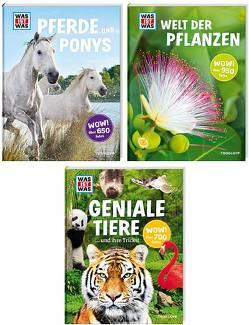 WAS IST WAS Neu Kennenlern-Paket Edition – Serienpreis!