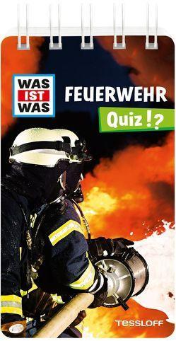 WAS IST WAS Quiz Feuerwehr