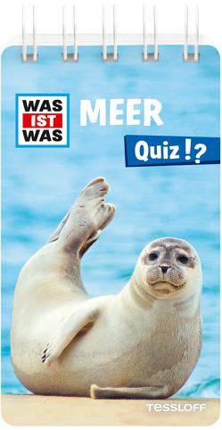 WAS IST WAS Quiz Meer von Klingner,  Inga, Tessloff Verlag