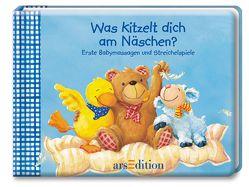 Was kitzelt dich am Näschen? Erste Babymassagen und Streichelspiele von Birkenstock,  Anna Karina, Hörner,  Birgit