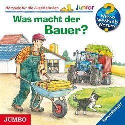 Was macht der Bauer? von Bareither,  Julia, Heinecke,  Niklas, Mennen,  Patricia