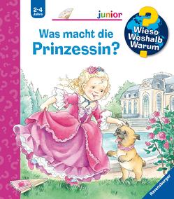 Was macht die Prinzessin? von Erne,  Andrea, Szesny,  Susanne
