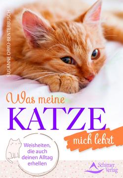 Was meine Katze mich lehrt von Orrù-Benterbusch,  Susanne