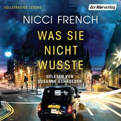 Was sie nicht wusste von French,  Nicci, Moosmüller,  Birgit, Schroeder,  Susanne