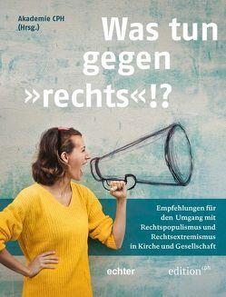 """""""Was tun gegen 'rechts'!?"""" von Ettl,  Claudio, Grillmeyer,  Siegfried, Katheder,  Doris, Stammler,  Martin"""