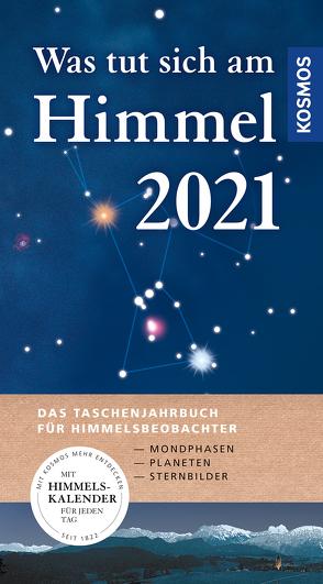 Was tut sich am Himmel 2021 von Hahn,  Hermann-Michael