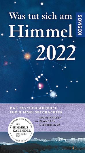 Was tut sich am Himmel 2022 von Hahn,  Hermann-Michael