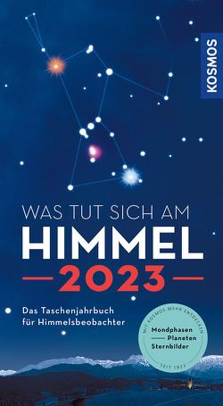 Was tut sich am Himmel 2023 von Hahn,  Hermann-Michael