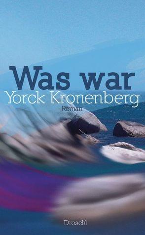 Was war von Kronenberg,  Yorck