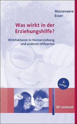 Was wirkt in der Erziehungshilfe? von Esser,  Klaus, Macsenaere,  Michael