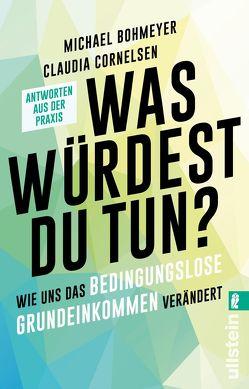 Was würdest Du tun? von Bohmeyer,  Michael, Cornelsen,  Claudia, Werner,  Götz W