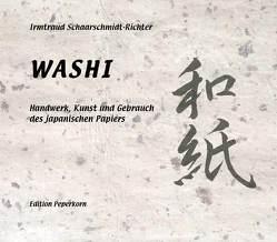 Washi von Schaarschmidt-Richter,  Irmtraud
