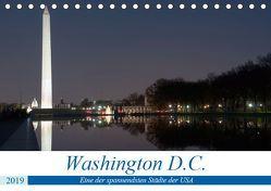 Washington D.C. (Tischkalender 2019 DIN A5 quer) von Enders,  Borg