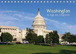 Washington im Auge des Fotografen (Tischkalender 2019 DIN A5 quer) von Roletschek,  Ralf