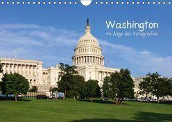 Washington im Auge des Fotografen (Wandkalender 2019 DIN A4 quer) von Roletschek,  Ralf