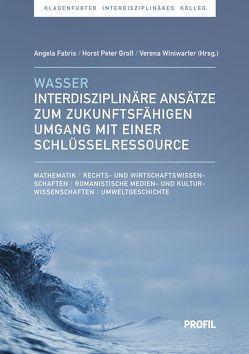 Wasser von Fabris,  Angela, Gross,  Horst Peter, Winiwarter,  Verena