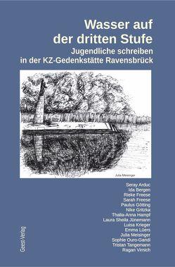 Wasser auf der dritten Stufe von Bröcker,  Olaf, Büngen,  Alfred
