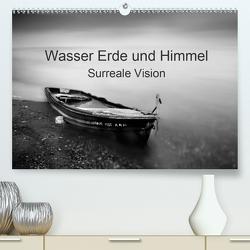Wasser Erde und Himmel (Premium, hochwertiger DIN A2 Wandkalender 2021, Kunstdruck in Hochglanz) von Taddei,  Gennaro
