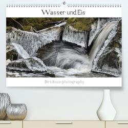 Wasser ud Eis (Premium, hochwertiger DIN A2 Wandkalender 2021, Kunstdruck in Hochglanz) von Rosin,  Dirk