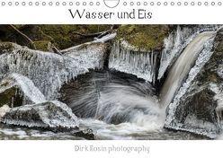 Wasser ud Eis (Wandkalender 2019 DIN A4 quer)