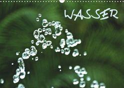 Wasser (Wandkalender 2019 DIN A3 quer) von Ganz,  Andrea