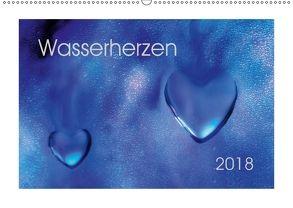 WasserherzenAT-Version (Wandkalender 2018 DIN A2 quer) von - Nihat Uysal Photography,  NUPHO