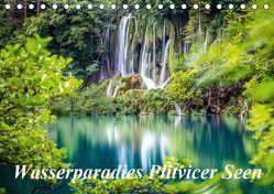Wasserparadies Plitvicer Seen (Tischkalender 2019 DIN A5 quer) von Nedic,  Zeljko