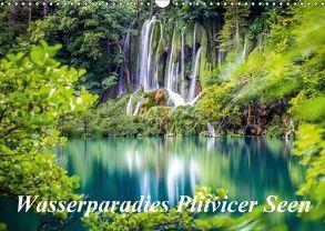 Wasserparadies Plitvicer Seen (Wandkalender 2018 DIN A3 quer) von Nedic,  Zeljko