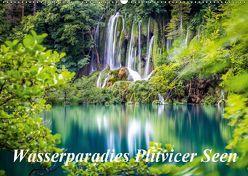 Wasserparadies Plitvicer Seen (Wandkalender 2019 DIN A2 quer) von Nedic,  Zeljko