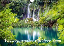 Wasserparadies Plitvicer Seen (Wandkalender 2019 DIN A4 quer) von Nedic,  Zeljko