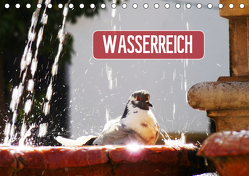 Wasserreich (Tischkalender 2019 DIN A5 quer) von Kruse,  Gisela