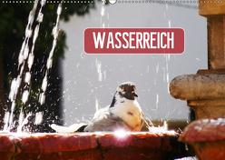 Wasserreich (Wandkalender 2019 DIN A2 quer) von Kruse,  Gisela