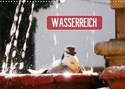 Wasserreich (Wandkalender 2020 DIN A3 quer) von Kruse,  Gisela