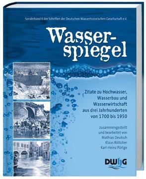Wasserspiegel von Deutsch,  Mathias, Pörtge,  Karl-Heinz, Röttcher,  Klaus