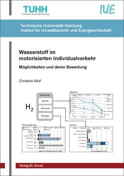 Wasserstoff im motorisierten Individualverkehr von Wulf,  Christina