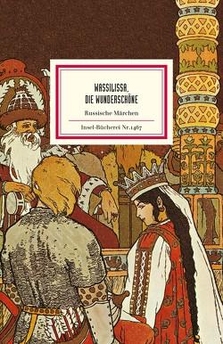 »Wassilissa, die Wunderschöne« von Bilibin,  Iwan