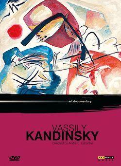 Wassily Kandinsky von Labarthe,  André S.