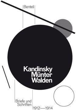 Wassily Kandinsky, Gabriele Münter und Herwarth Walden von Bilang,  Karla