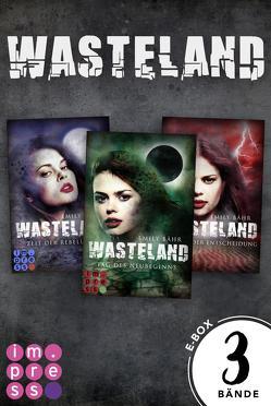 Wasteland: Alle drei Bände der dystopisch-romantischen Reihe in einer E-Box! von Bähr,  Emily
