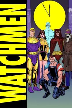 Watchmen Absolute Edition von Gibbons,  Dave, Moore,  Alan